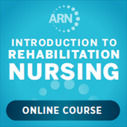 Introduction to Rehabilitation Nursing Online Course 2017 Update