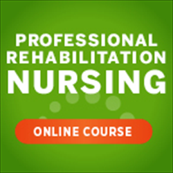 Professional Rehabilitation Nursing (PRN) Online Course 2019